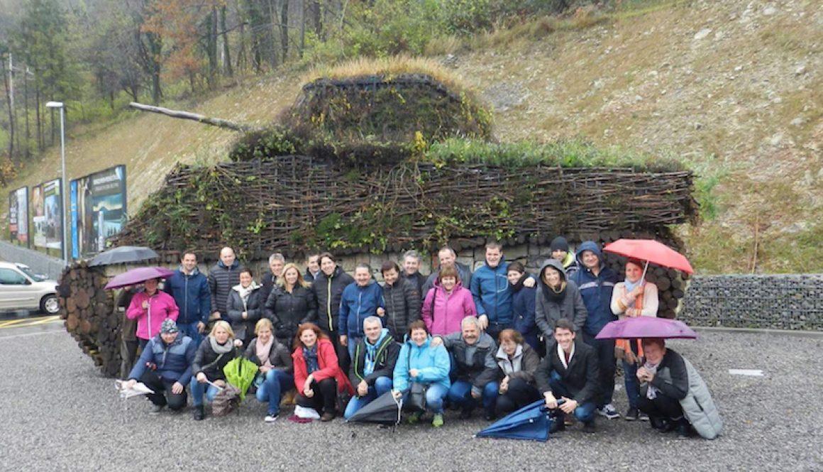 Društvena ekskurzija v Brkine