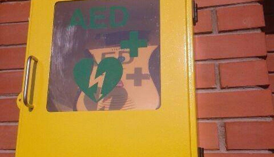 AED DEFIBRILATOR TUDI V NADGORICI