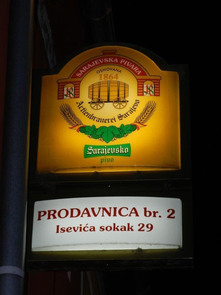 STROKOVNA EKSKURZIJA ČLANIC V SARAJEVO, BiH