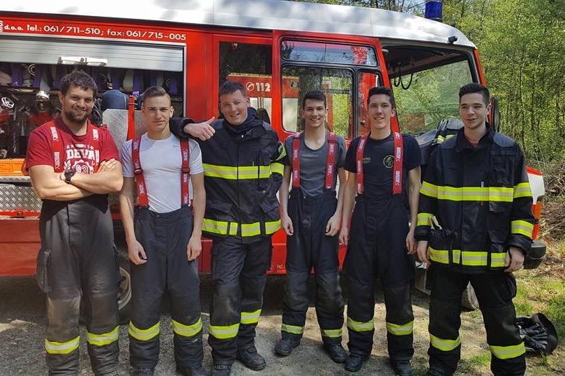 9. Taktično tekmovanje operativnih gasilskih enot