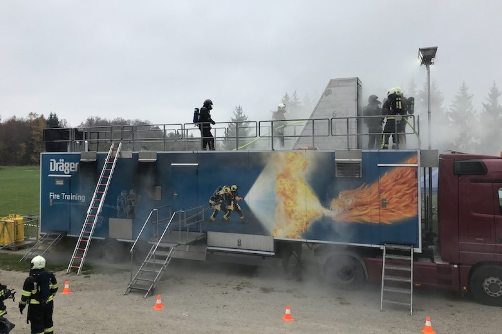 DRAGER FIRE DRAGON 7000
