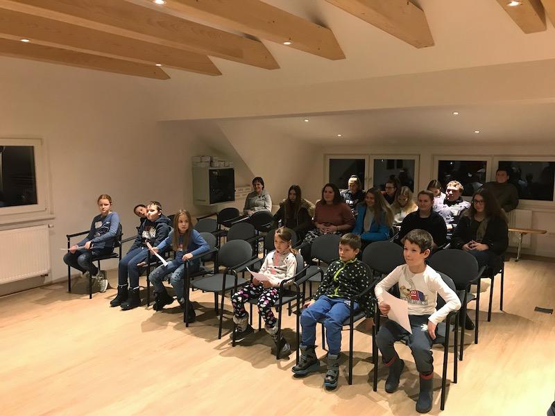 Mladinski občni zbor 2019